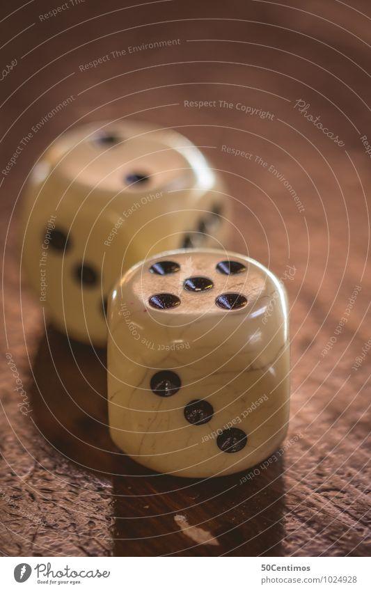lucky seven Lifestyle Freude Glück Kartenspiel Poker Glücksspiel Lotterie Entertainment Las Vegas Würfelspiel Spielen Perspektive Reichtum Risiko 7 Farbfoto