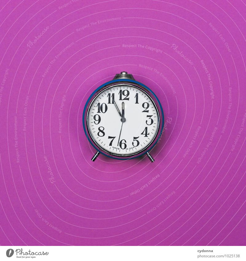 Kurz vor Mittag Farbe Zeit Büro Uhr Vergänglichkeit Hilfsbereitschaft Unendlichkeit planen Eile Ende Beratung Stress Konflikt & Streit Kontrolle Verzweiflung