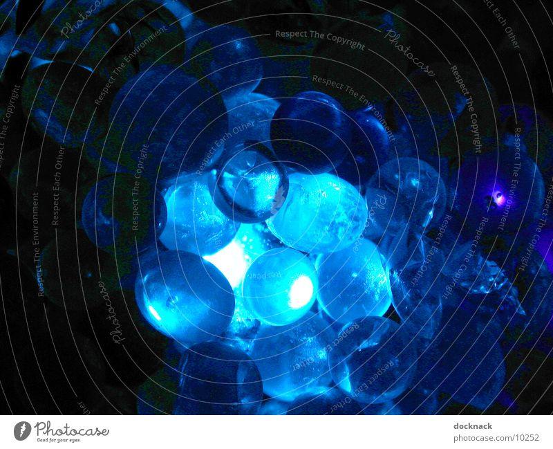 blaudings 1 Dinge Lampe glüchen Glas glow