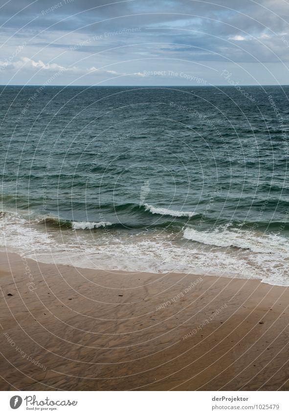 Cornwall in der Standard-Ansicht Natur Ferien & Urlaub & Reisen Pflanze Erholung Meer Landschaft Wolken Freude Ferne Strand Umwelt Frühling Gefühle Küste
