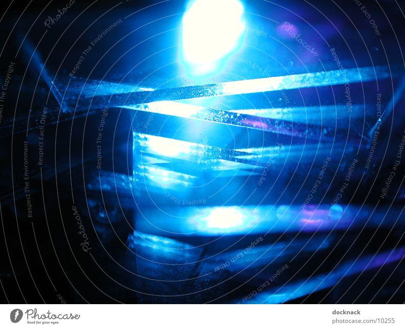 blaudings4 Lampe Glas Dinge