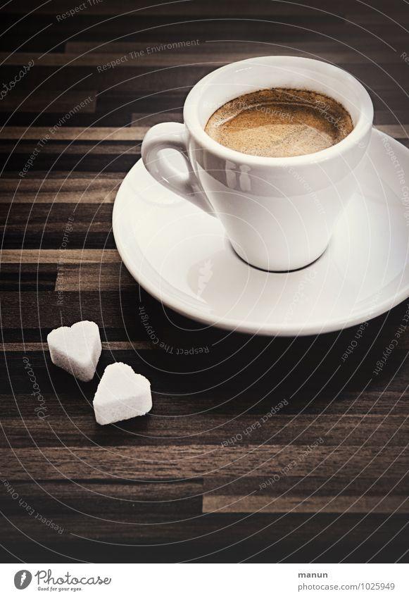 klein, stark, schwarz Erholung natürlich Gesundheit Lebensmittel braun Lifestyle frisch Getränk genießen Pause süß trinken Kaffee rein