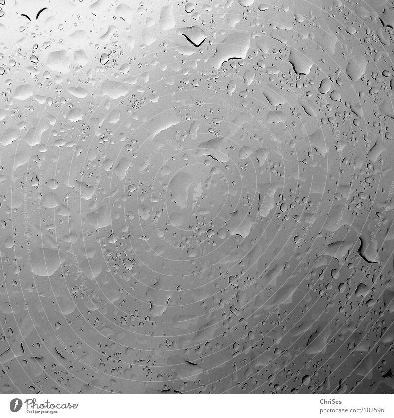 Sommer 2007 Wasser dunkel kalt Herbst Traurigkeit Regen Wassertropfen nass Wut Jahreszeiten Ärger schlechtes Wetter Nordwalde