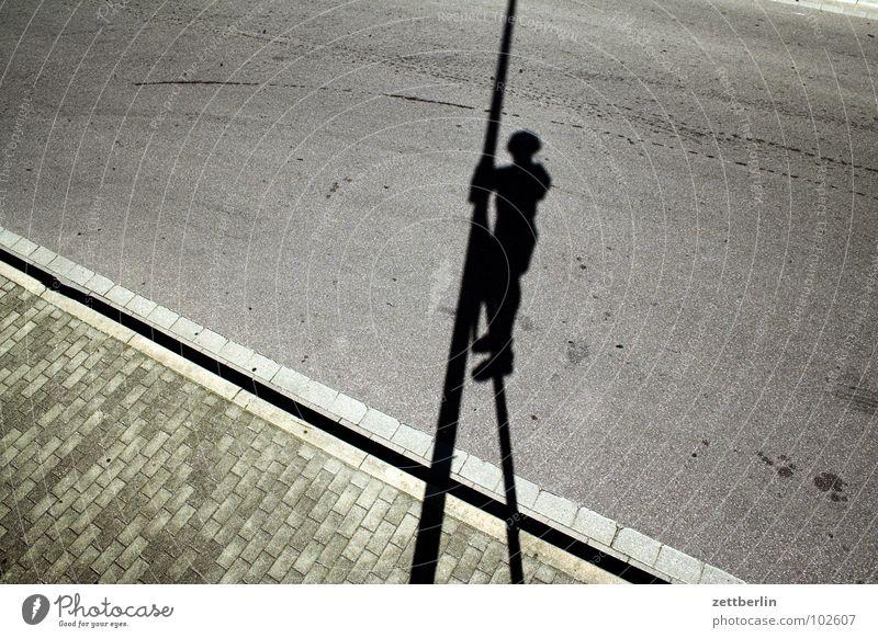 500 Jubiläum Trittleiter Fotografie Mann Gipfel Erreichen Fahnenmast Unfallgefahr aufsteigen Karriere Arbeit & Erwerbstätigkeit Sportveranstaltung Konkurrenz