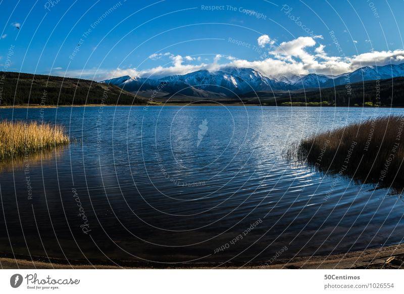 Patagonien - Ein Traum auf Erden Ferien & Urlaub & Reisen Tourismus Ausflug Abenteuer Ferne Freiheit Berge u. Gebirge Natur Landschaft Wolken Frühling Herbst
