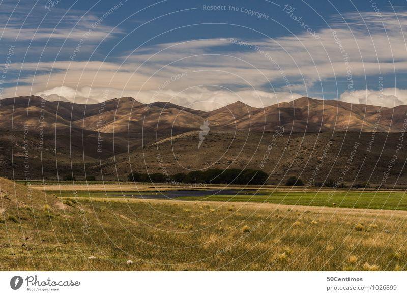 Traumhafte Berge Natur Ferien & Urlaub & Reisen Sommer Erholung Landschaft ruhig Berge u. Gebirge Umwelt Frühling Wiese Herbst Freiheit träumen Freizeit & Hobby