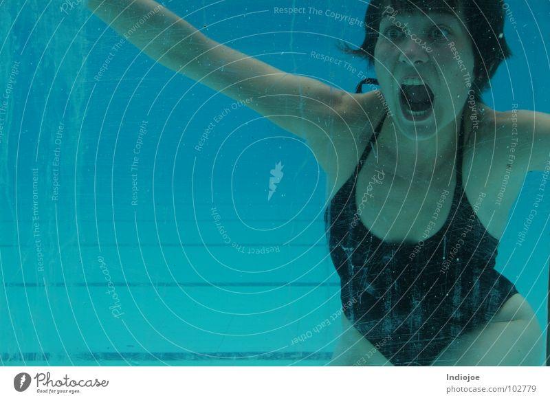freeze Schwimmbad Wassersport Schnellzug Ecuador