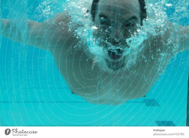 ¡Poseidón existe! Schwimmbad Schnellzug Ecuador Wasser scream freeze guayaquil water swim