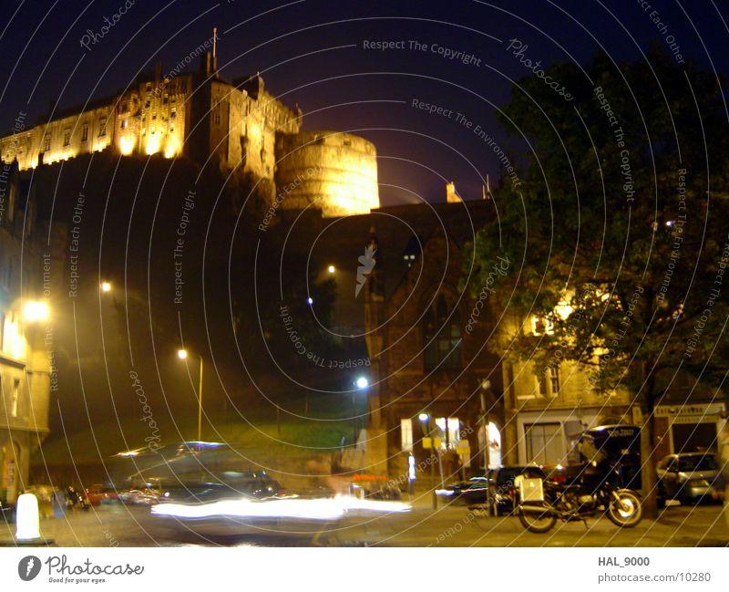 Edinburgh_2 Burg oder Schloss historisch Schottland