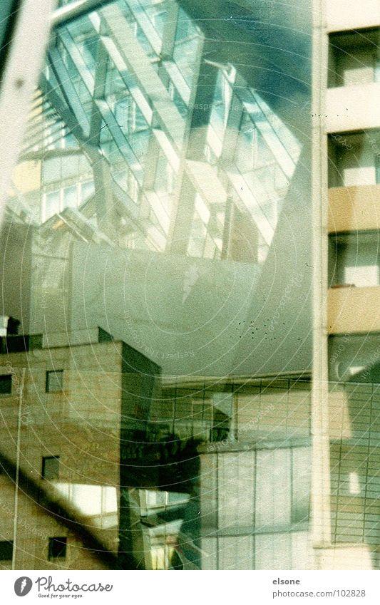 dreamworld [one] träumen Glas 3 Niveau Dresden außergewöhnlich Konzentration stark durcheinander Plattenbau drücken Illusion unverstanden