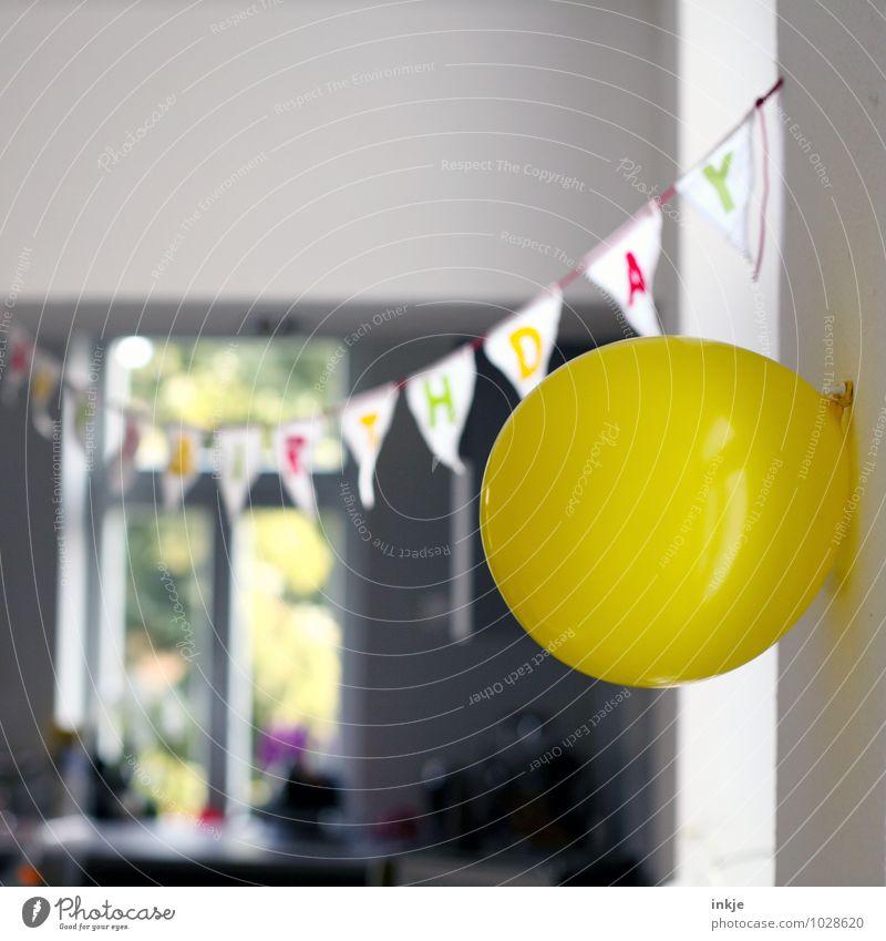 HAPPY BIRTHDAY, flori.D.!! Freude gelb Gefühle Feste & Feiern Stimmung Party Lifestyle Wohnung Freizeit & Hobby Häusliches Leben Dekoration & Verzierung