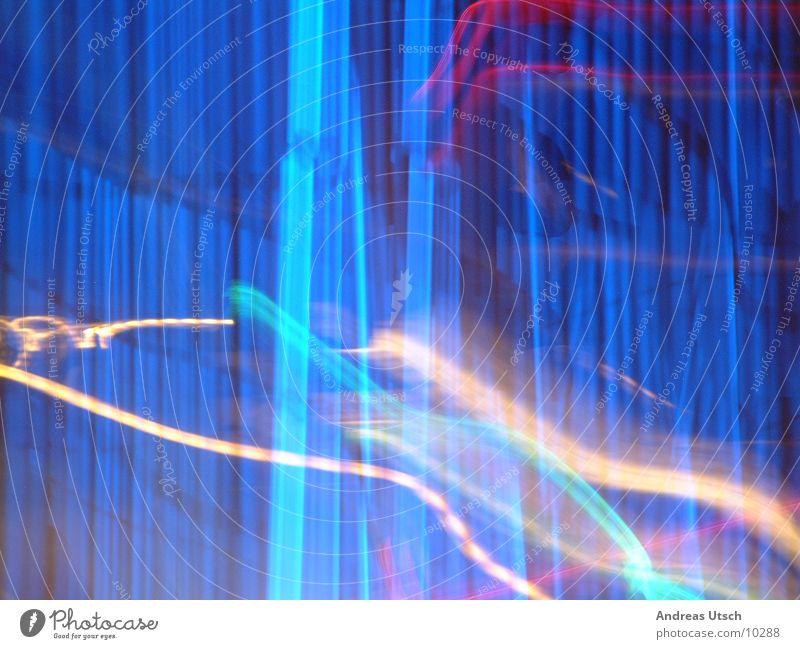 Style? blau Farbe Stil Linie Reaktionen u. Effekte Fototechnik