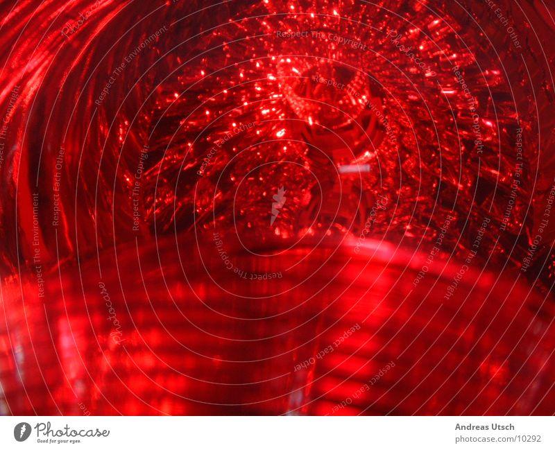 Rückleuchte rot Lampe Stil PKW Bremse Reflektor