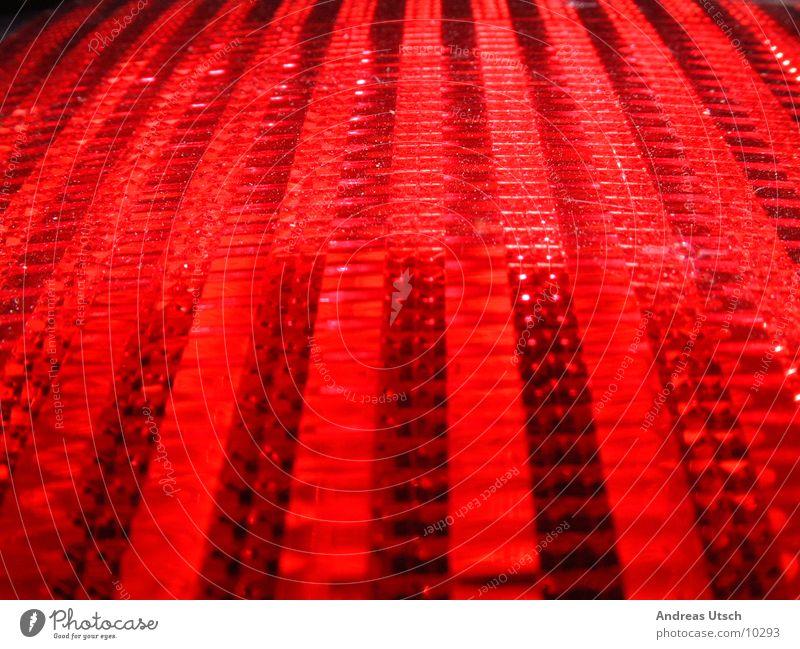 Rotlich Lampe Licht rot Muster Stil Nacht Elektrisches Gerät Technik & Technologie Reflexion & Spiegelung Statue