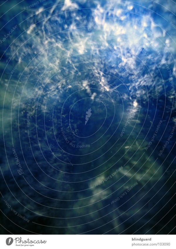 Water In Motion {1} Wasser weiß Meer grün blau Gefühle Bewegung Hintergrundbild Erde Fluss Brunnen türkis Gemälde fließen verwaschen