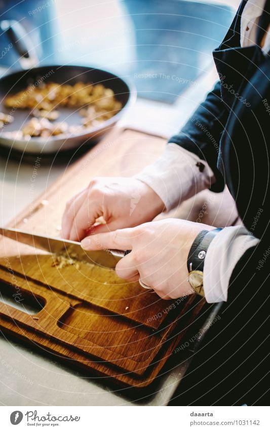 Erholung Hand Freude Leben feminin Stil Spielen hell Lebensmittel Lifestyle Freizeit & Hobby wild elegant Abenteuer Küche Kräuter & Gewürze
