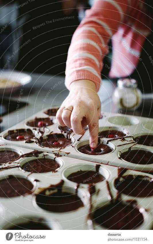Freude Essen feminin Stil Glück Lifestyle Feste & Feiern Lebensmittel Stimmung hell Frucht Freizeit & Hobby elegant Fröhlichkeit Ernährung Tisch