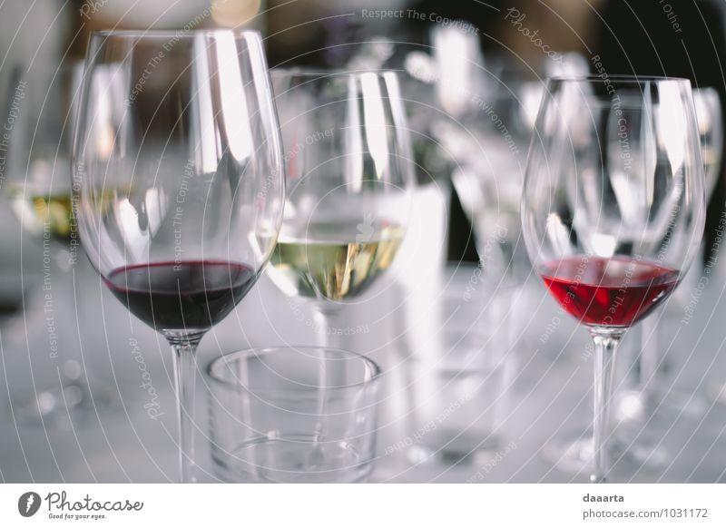 Freude Leben Stil Feste & Feiern Stimmung Lifestyle Freizeit & Hobby wild elegant Design Glas Erfolg Fröhlichkeit verrückt Getränk Tisch