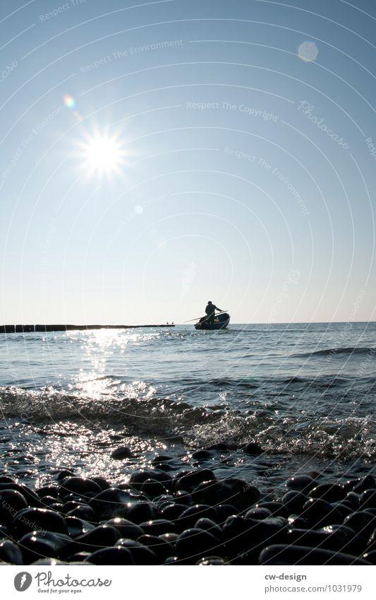 Tschüss, liebe Anne! | Der Sonne entgegen Freude Leben harmonisch Wohlgefühl Erholung Freizeit & Hobby Angeln Ferien & Urlaub & Reisen Ausflug Ferne Freiheit