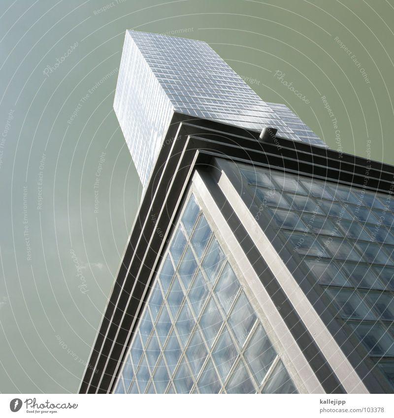 zuckerhut Himmel Stadt Fenster Architektur Gebäude Luft Business Arbeit & Erwerbstätigkeit Raum Angst Glas Beton Niveau Stahl Krieg Köln
