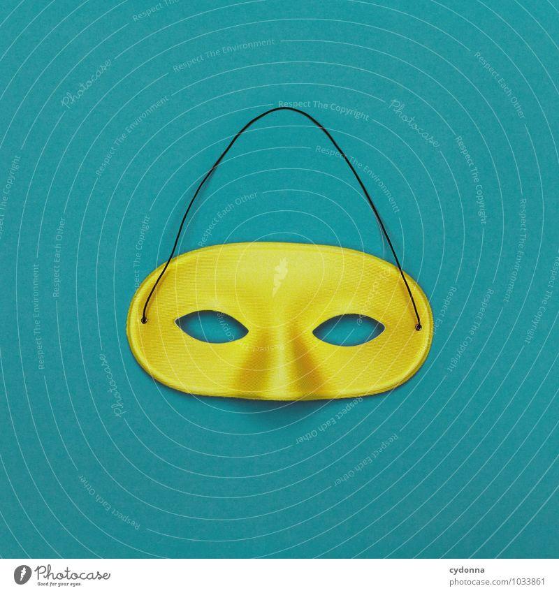 Identitätsfern Stil Design exotisch Party Feste & Feiern Karneval Maske Beratung Farbe geheimnisvoll einzigartig Inspiration Kreativität Neugier Rätsel Schutz