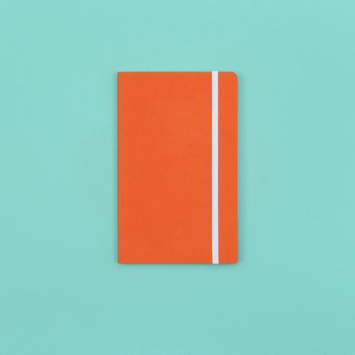 Schreib's auf Farbe Schule orange Business Ordnung Beginn Kreativität Buch Studium Idee Schutz Hilfsbereitschaft planen geheimnisvoll Bildung schreiben