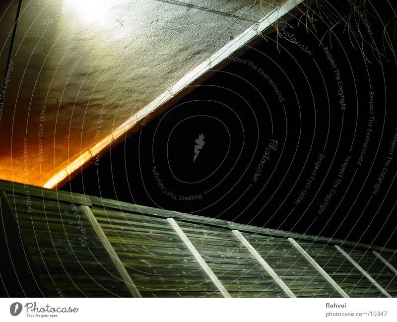dialog? Weimar Nacht Wasserturm Holz Dinge Haus Architektur e-werk streifzug dunkel - hell