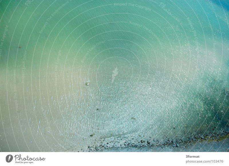 des_vogels_sicht Wasser Meer blau Sommer Strand Ferien & Urlaub & Reisen ruhig Wolken Lampe Gefühle oben Freiheit Stein See Luft Küste