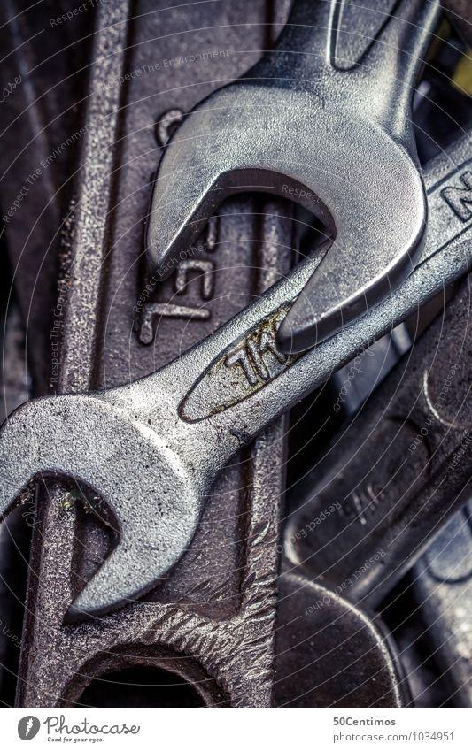 Der Schraubenschlüssel Freizeit & Hobby Basteln Modellbau Handarbeit heimwerken gabelschlüssel Werkzeug Schlüssel Arbeit & Erwerbstätigkeit