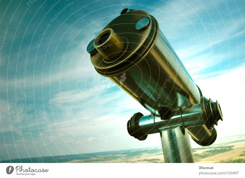 münzeinwurf_02 Himmel blau alt Ferien & Urlaub & Reisen Wolken Ferne Kunst Horizont glänzend Ausflug Kommunizieren Kultur beobachten Niveau Schönes Wetter