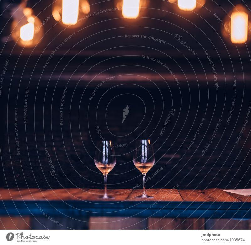 Dinner for 2 Erholung Haus Innenarchitektur Stil Lifestyle Feste & Feiern Lampe Wohnung Design Raum Häusliches Leben elegant Tisch Kultur Hochzeit trinken