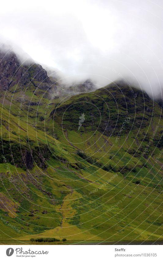mystic Scotland Nebel Schottland schottische Landschaft nordisch Sommer in Schottland schottischer Sommer nordische Natur nordische Romantik