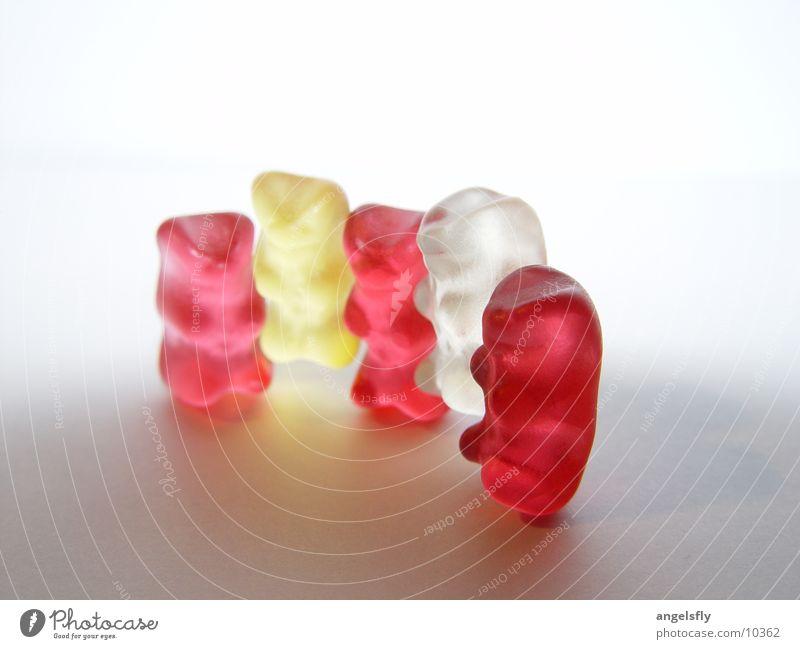 Fotogene Haribobären Ernährung Bär Süßwaren Gummibärchen
