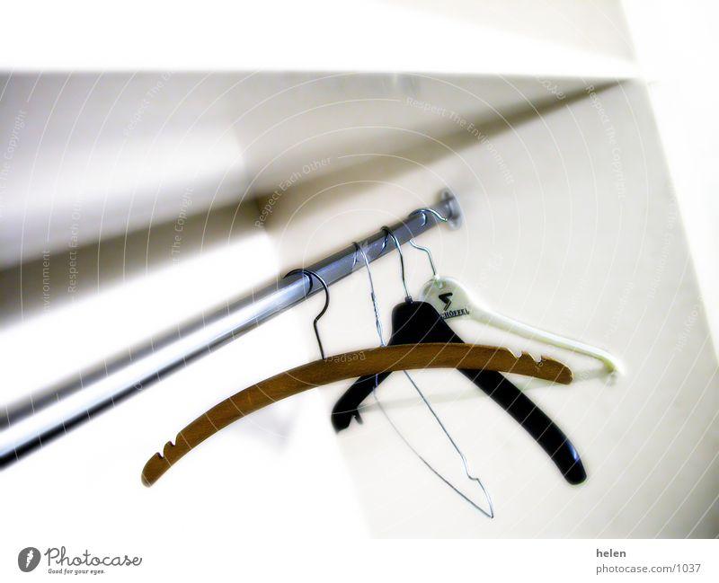 spartanische vielfalt Schrank Kleiderbügel Fototechnik
