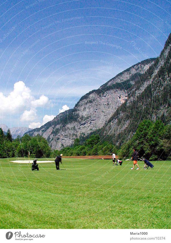 brandlhof3 Berge u. Gebirge Golf Salzburg