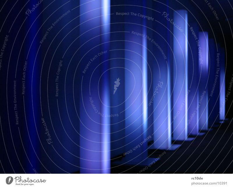 LED Säulen von inoage Glas Software Leuchtdiode Acryl Steuerelemente DMX
