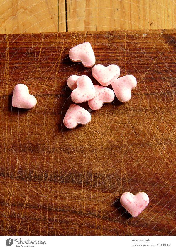 CHOOSE LOVE schön Freude Einsamkeit Liebe Leben Spielen Gefühle Glück Traurigkeit Paar Beleuchtung Zufriedenheit rosa Herz mehrere Erfolg