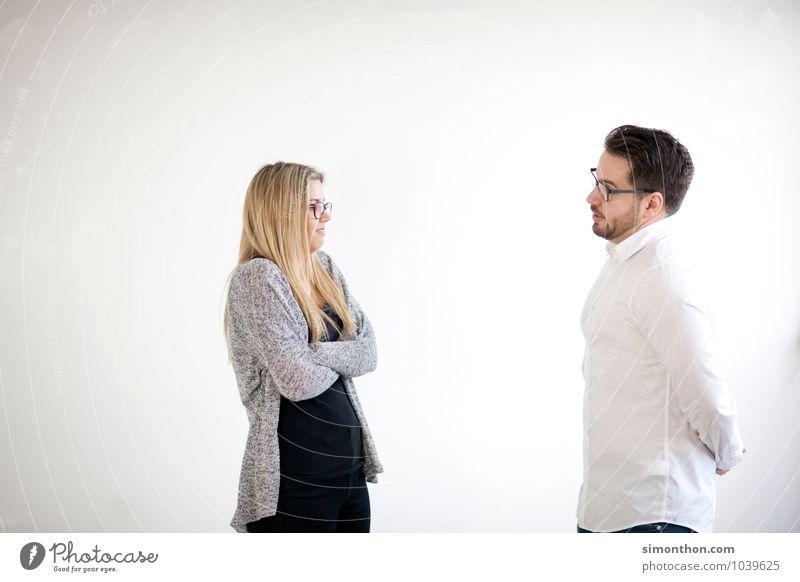 Krise Mensch Leben Liebe sprechen Paar Freundschaft Familie & Verwandtschaft Business Kommunizieren Macht Bildung Kontakt Partnerschaft Sitzung Beratung