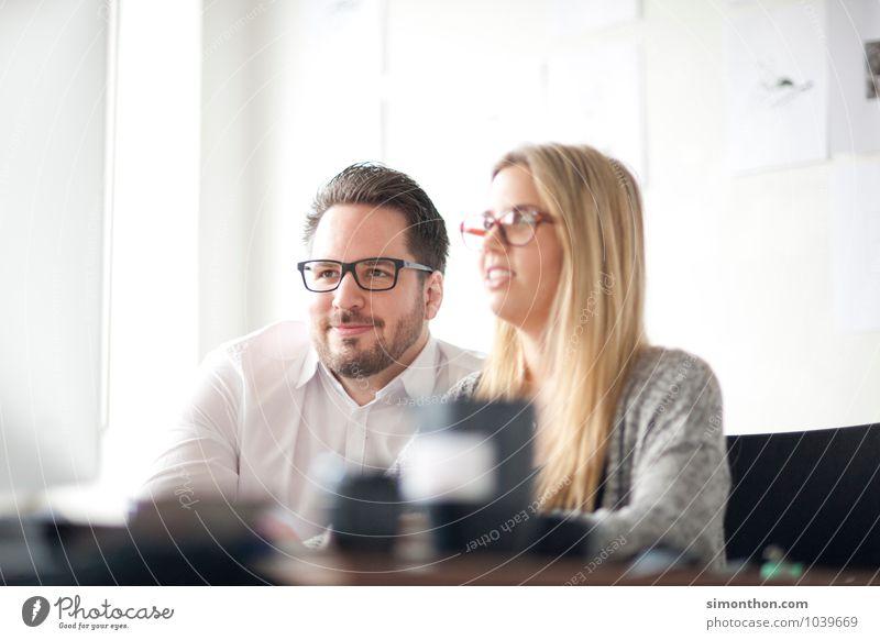 Arbeit Mensch Liebe sprechen Familie & Verwandtschaft Business Paar Freundschaft Häusliches Leben Büro Erfolg Kreativität Kommunizieren lernen Studium Team