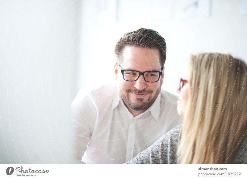 Flirt Mensch Leben Liebe sprechen Paar Freundschaft Business Büro Geburtstag Erfolg Lebensfreude Kommunizieren lernen Hochzeit Team Vertrauen