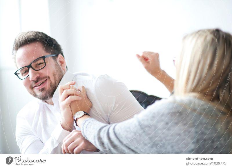 Necken Mensch Freude Liebe sprechen Glück Paar Schule Freundschaft Familie & Verwandtschaft Business Büro Erfolg Kreativität Kommunizieren Studium lernen