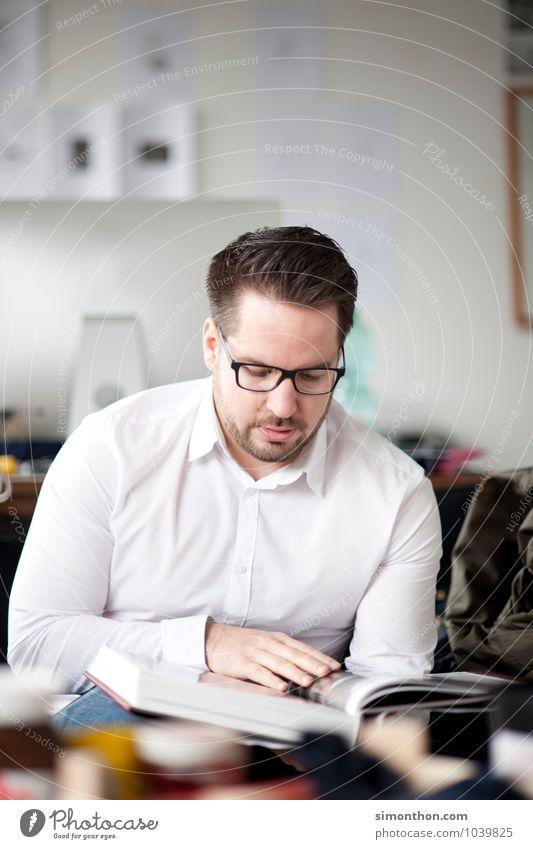 Vorbereitung Mensch ruhig Wohnung Freizeit & Hobby Business Häusliches Leben Erfolg Studium lernen Pause planen lesen Bildung Student Beratung Karriere