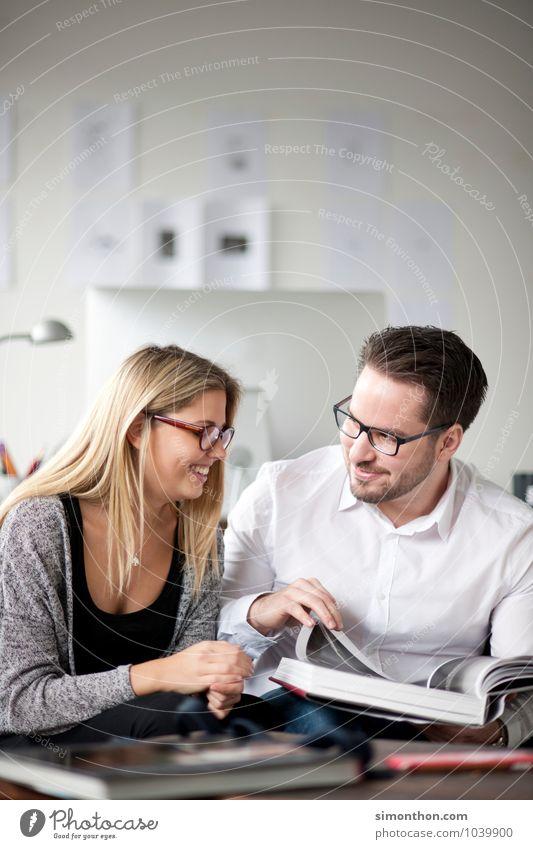 Flirt Mensch Freude sprechen Glück Stimmung Paar Freundschaft Familie & Verwandtschaft träumen Wohnung Business Erfolg Vergänglichkeit Studium lernen Team