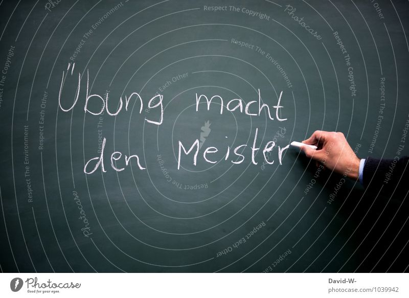 Sprichwort und Weisheit Mensch Kind Hand Schule maskulin Freizeit & Hobby Kindheit Erfolg lernen Schulgebäude Bildung Team schreiben Erwachsenenbildung