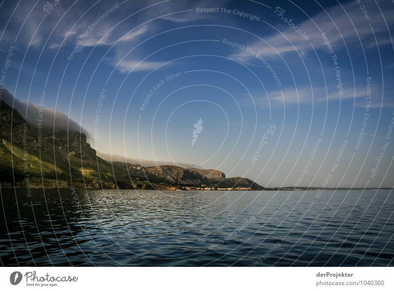 Mallorca von seiner schönen Seite 5 Natur Ferien & Urlaub & Reisen Pflanze Sommer Meer Landschaft Wolken Tier Ferne Umwelt Berge u. Gebirge Gefühle Küste Freiheit Felsen Wellen