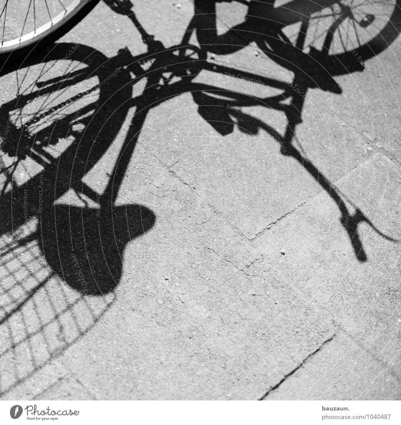 fahrradparkplatz. Gesundheit Leben Freizeit & Hobby Ferien & Urlaub & Reisen Fahrradtour Sommer Sport Fitness Sport-Training Fahrradfahren Schönes Wetter Stadt