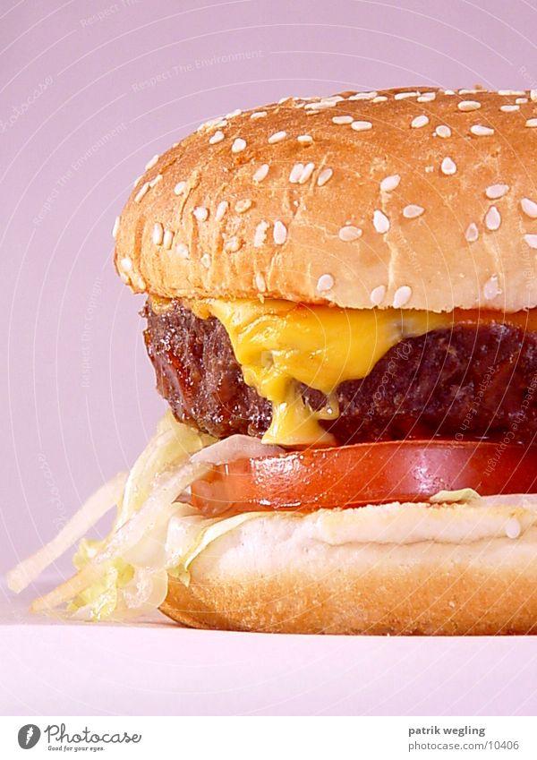 hamburger Ernährung Appetit & Hunger Fleisch