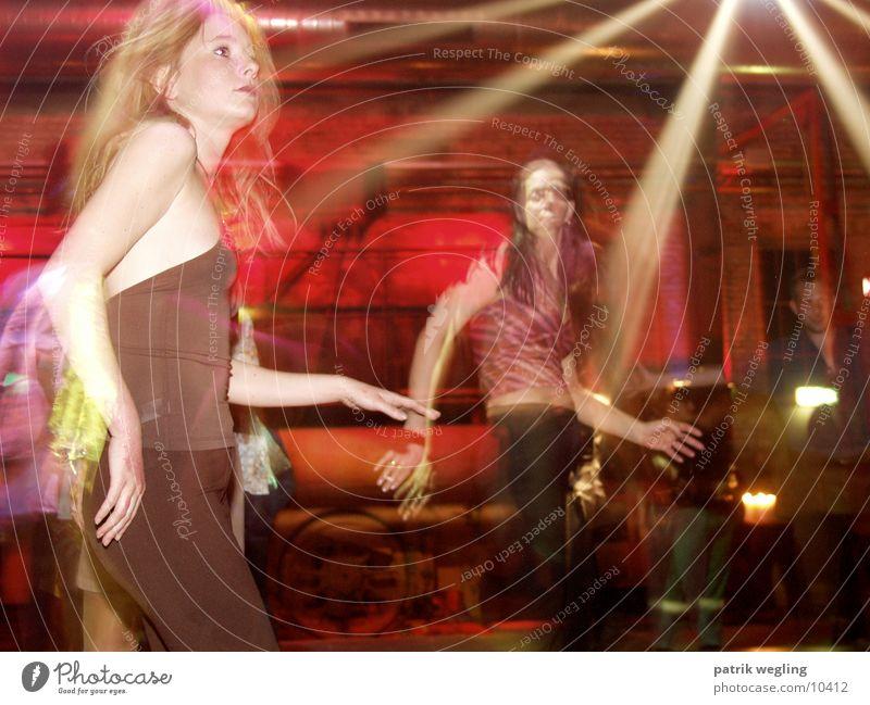 disco Party Bewegung Tanzen Disco Club Nachtleben