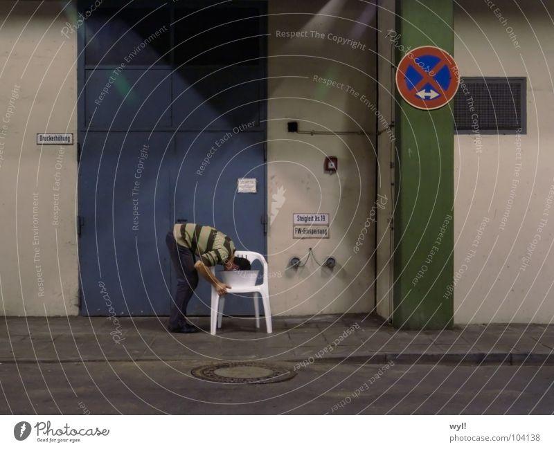 Übergang 4 Wasser Kunst Tür Schilder & Markierungen Kreis Stuhl Parkplatz parken Garage Schalen & Schüsseln Durchgang Übergang Kunsthandwerk Metamorphose Tiefgarage Parkverbot