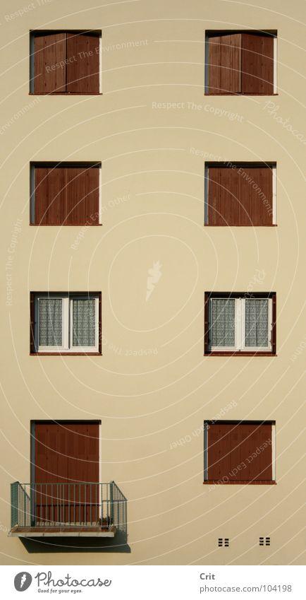 windows Stadt Wohnung